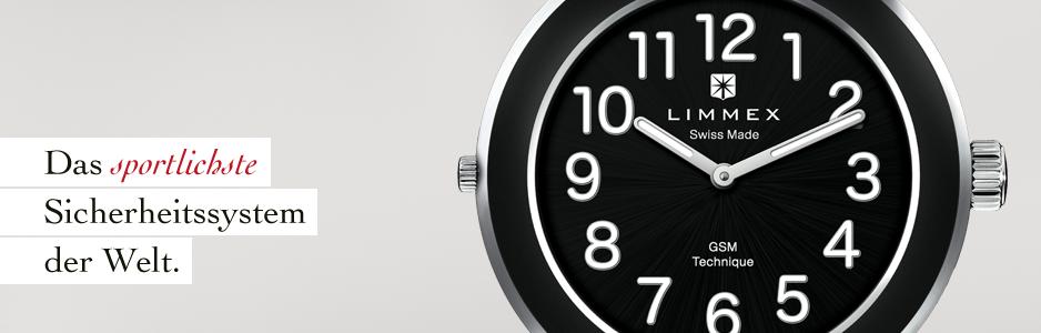 Swiss Made: Die Limmex Notruf-Uhr wird gänzlich in der Schweiz hergestellt.